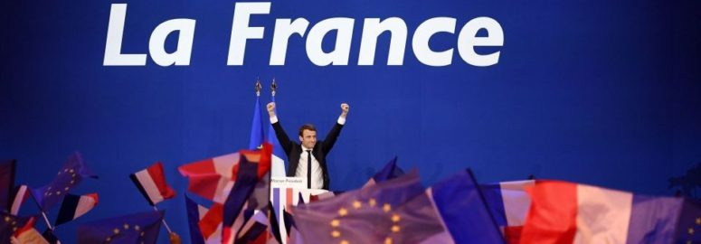 GBP Outpaces EUR Following Macron Victory